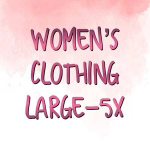 PLUS SIZE CLOTHING 18-28